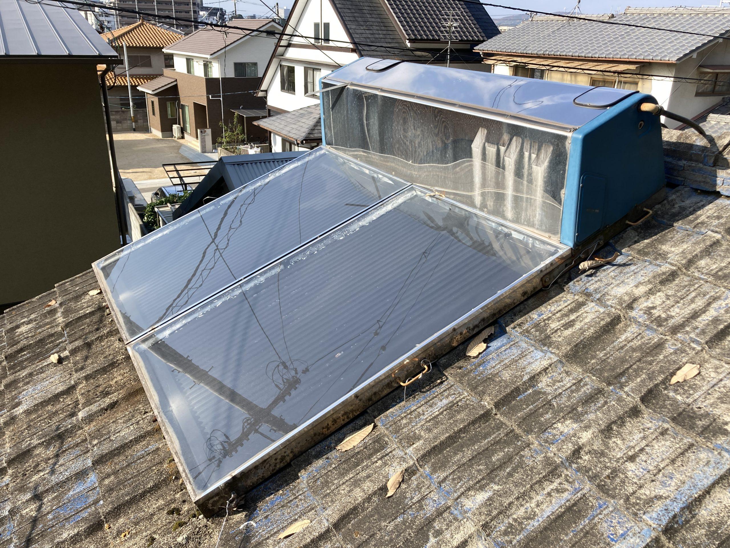 岡山市中区のO様 屋根調査