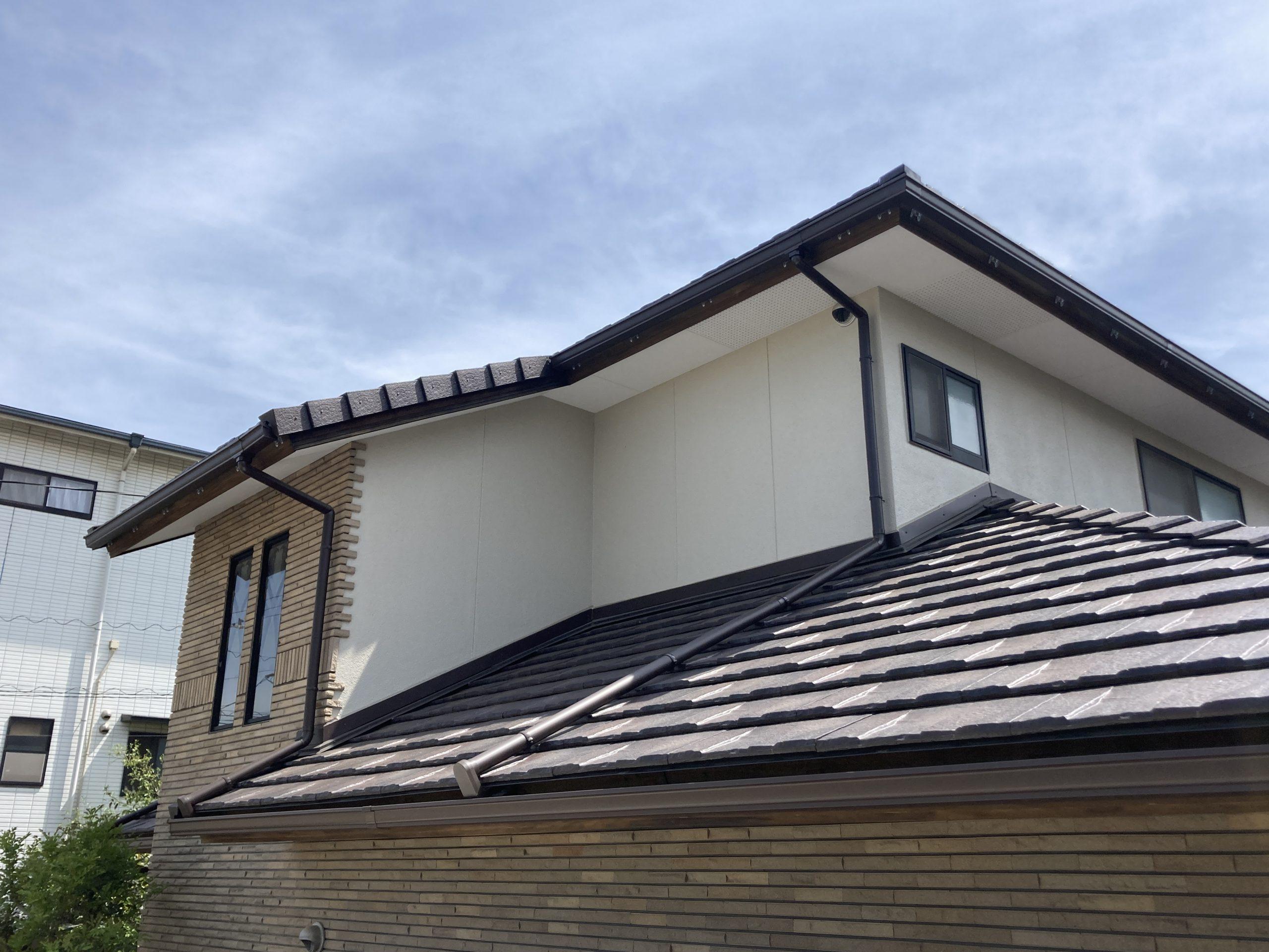岡山市中区のY様 屋根