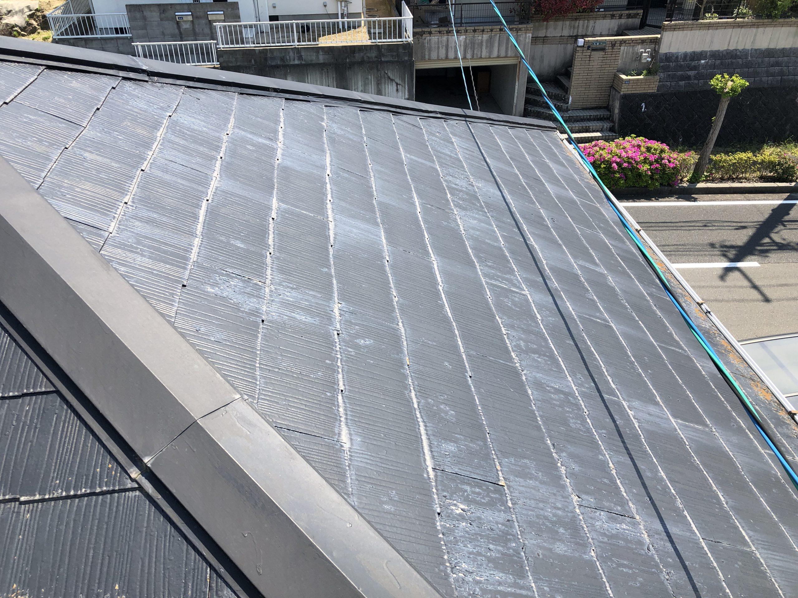 岡山市東区のH様 屋根調査