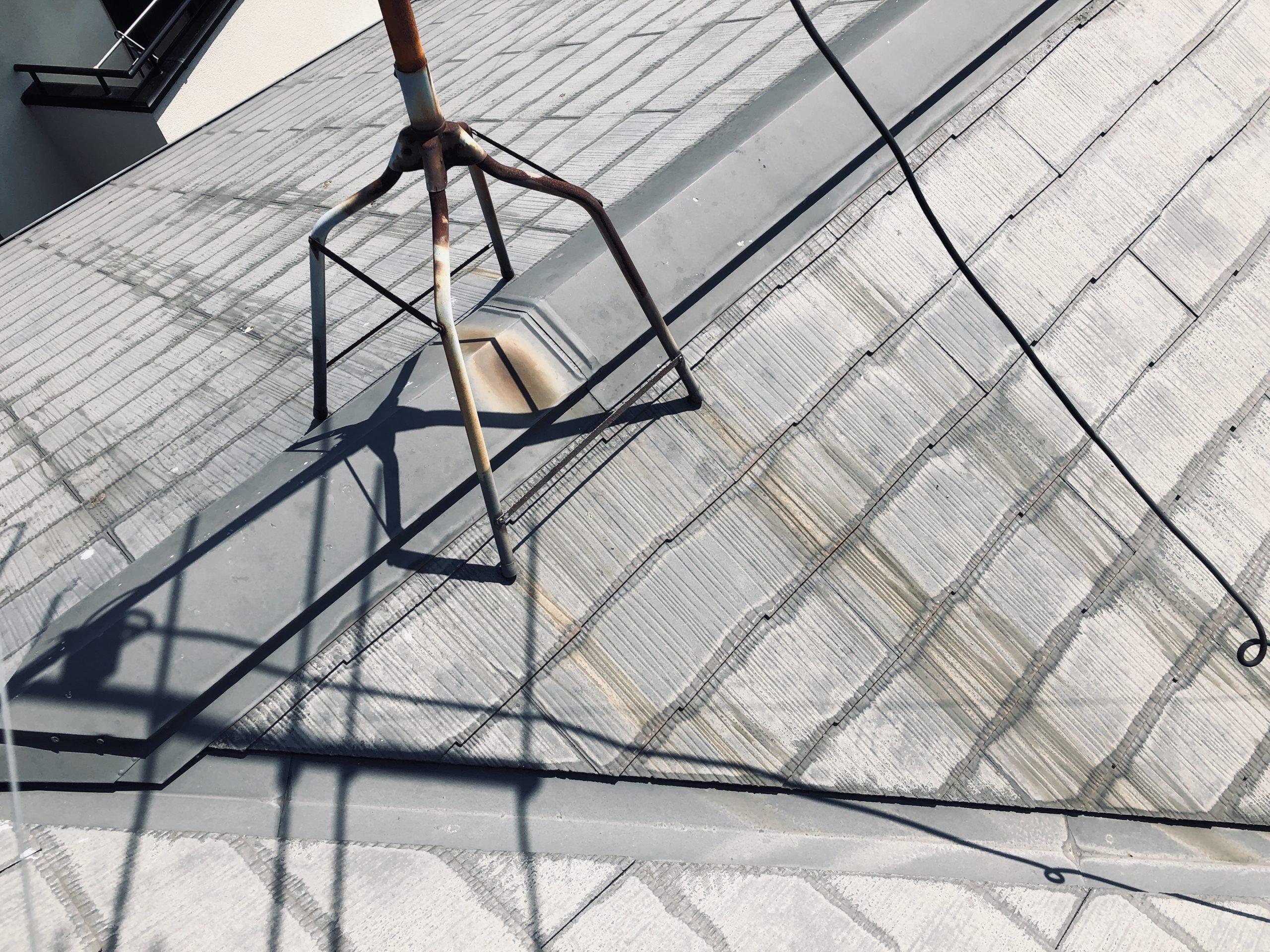 岡山市南区のK様 屋根調査