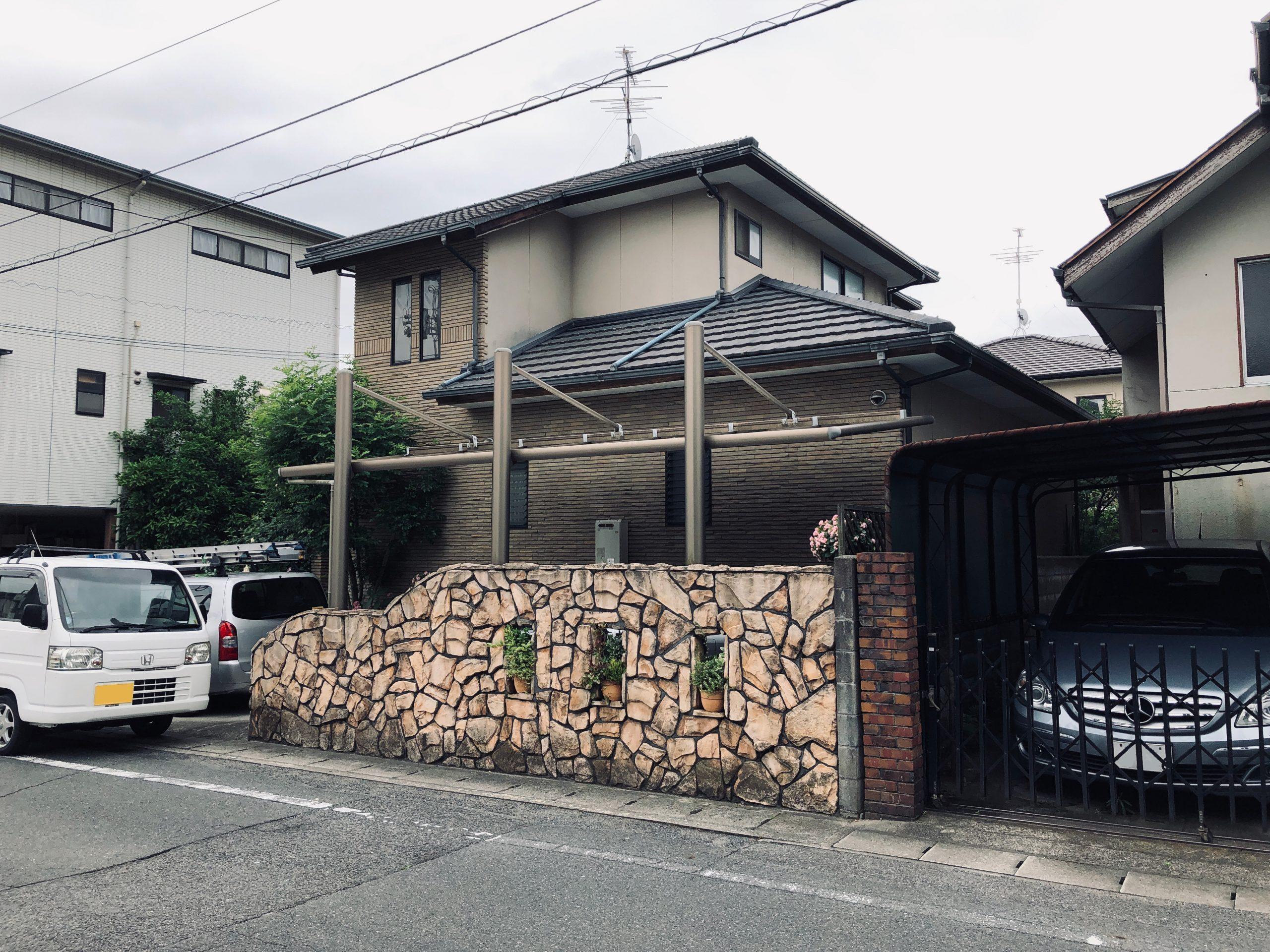 岡山市中区のY様 屋根調査