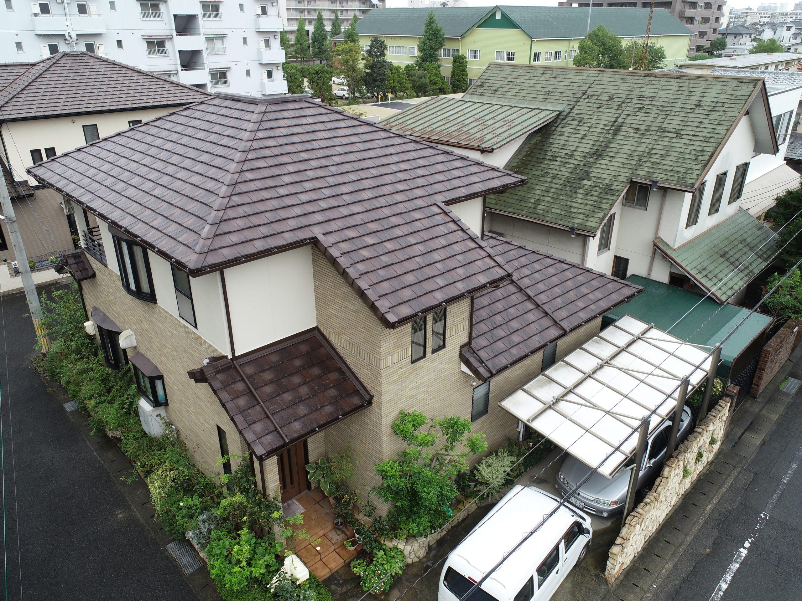 岡山市中区のY様 施工後