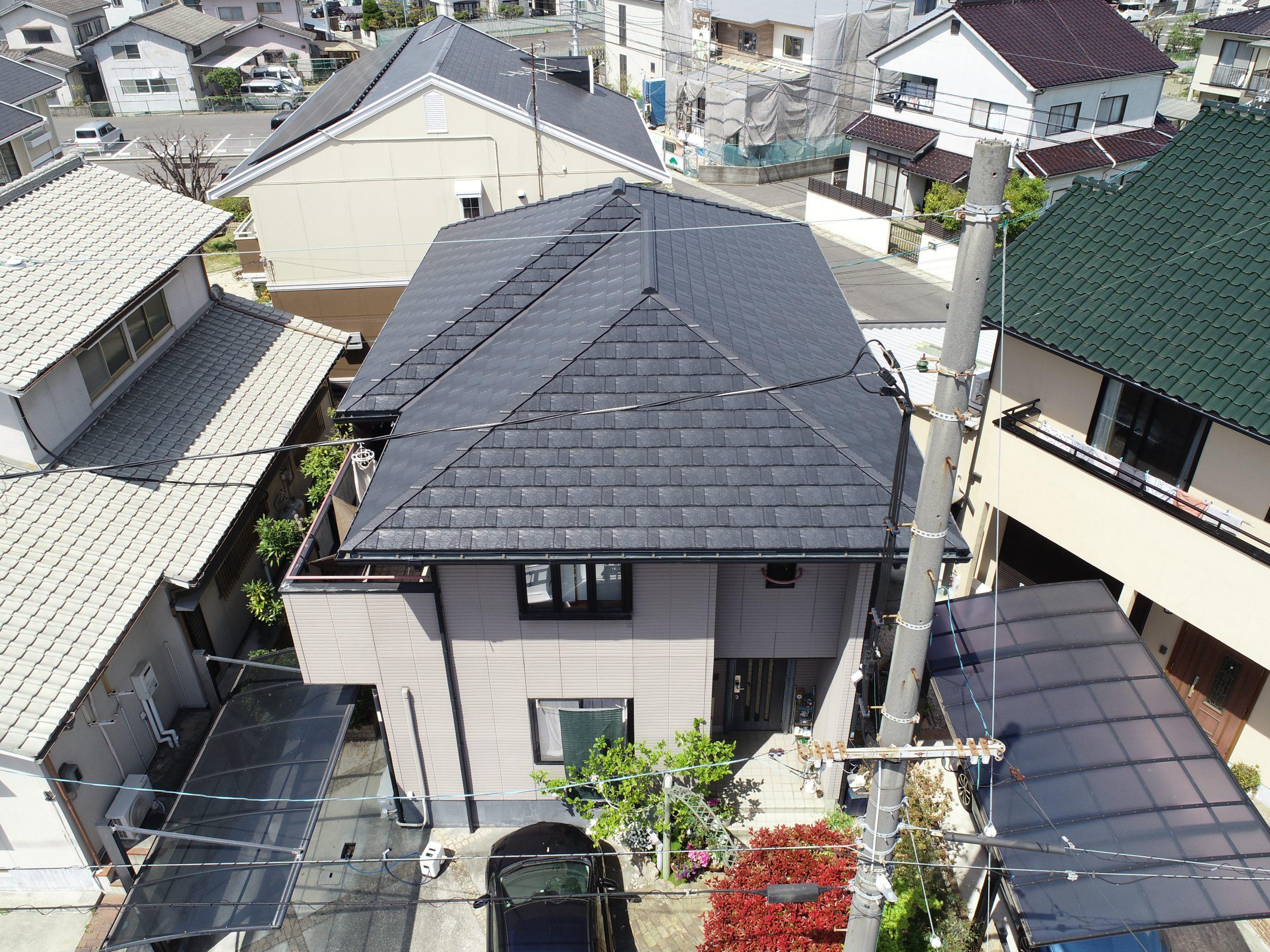 岡山市南区のK様 施工後
