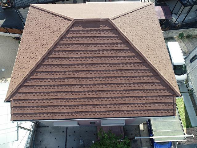 屋根材のメリッサ
