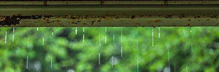 雨漏り対策にも有効