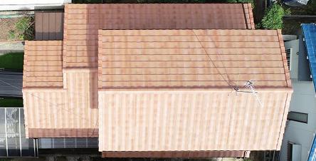 ケイミューのルーガは高品質な屋根材